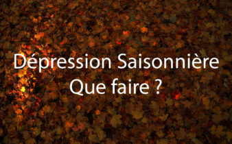 dépression saisonnière